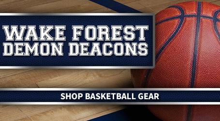 Wake Forest Demon Deacons. Shop Basketball Gear.