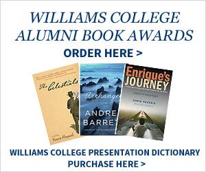 Williams College Alumni Book Awards.