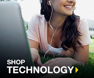 Our Technology Store Has Expanded. Shop Technology.