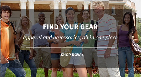 Find your gear. Apparel and accessories, all in one place. Shop now.