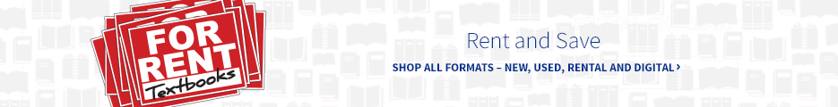 Rent and save. Shop all formats - new, used, rental and digital.