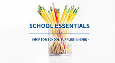 School Essentials. Shop for school supplies & more.