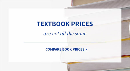 Textbook prices are not all the same, compare book prices.