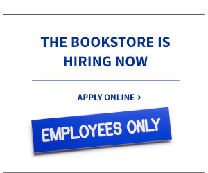 The Bookstore is Hiring Now. Apply Online.