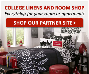 New Dorm Shop. Everything for your room or apartment! Shop our partner site.